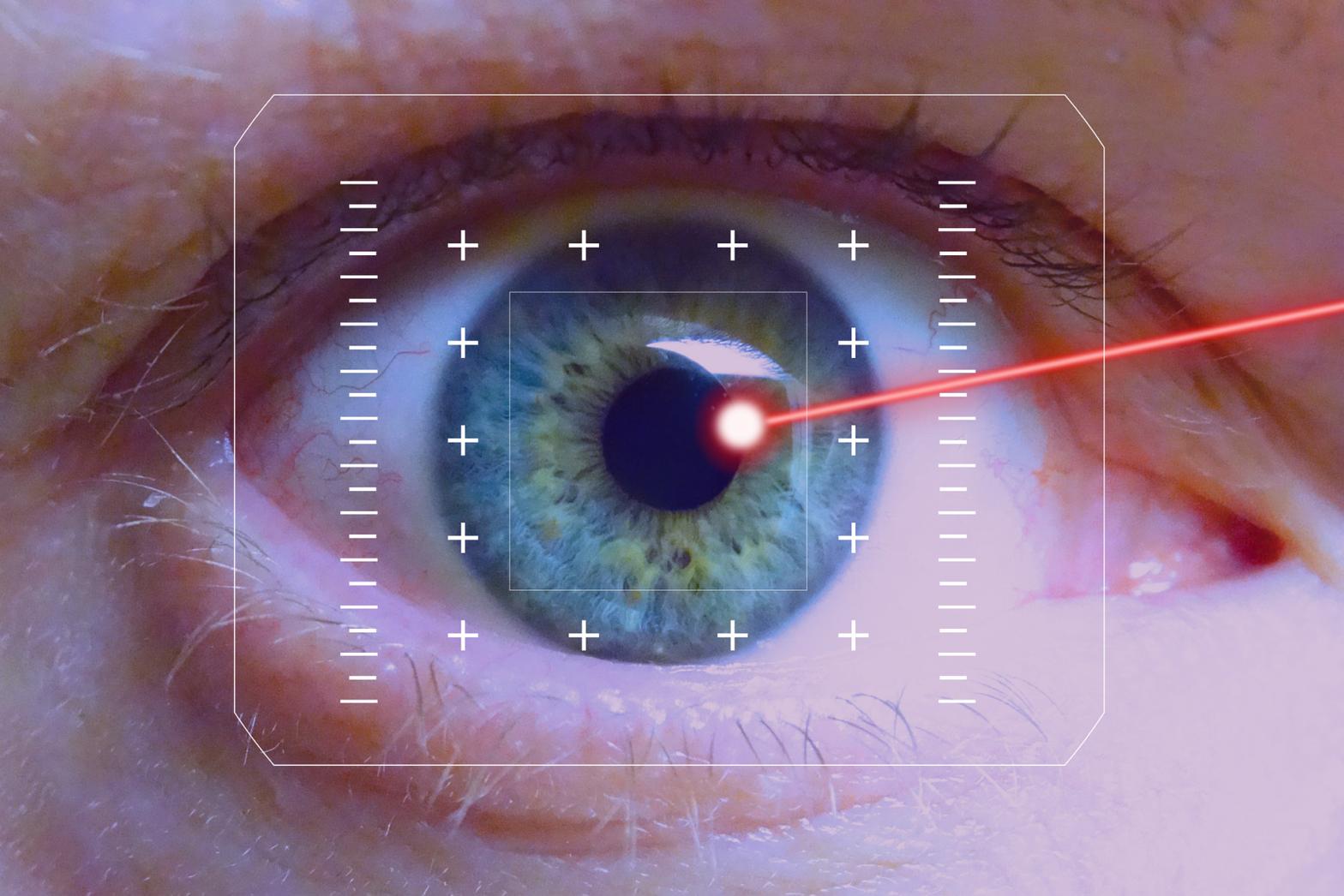 Få hjælp af en rigtig øjenlæge